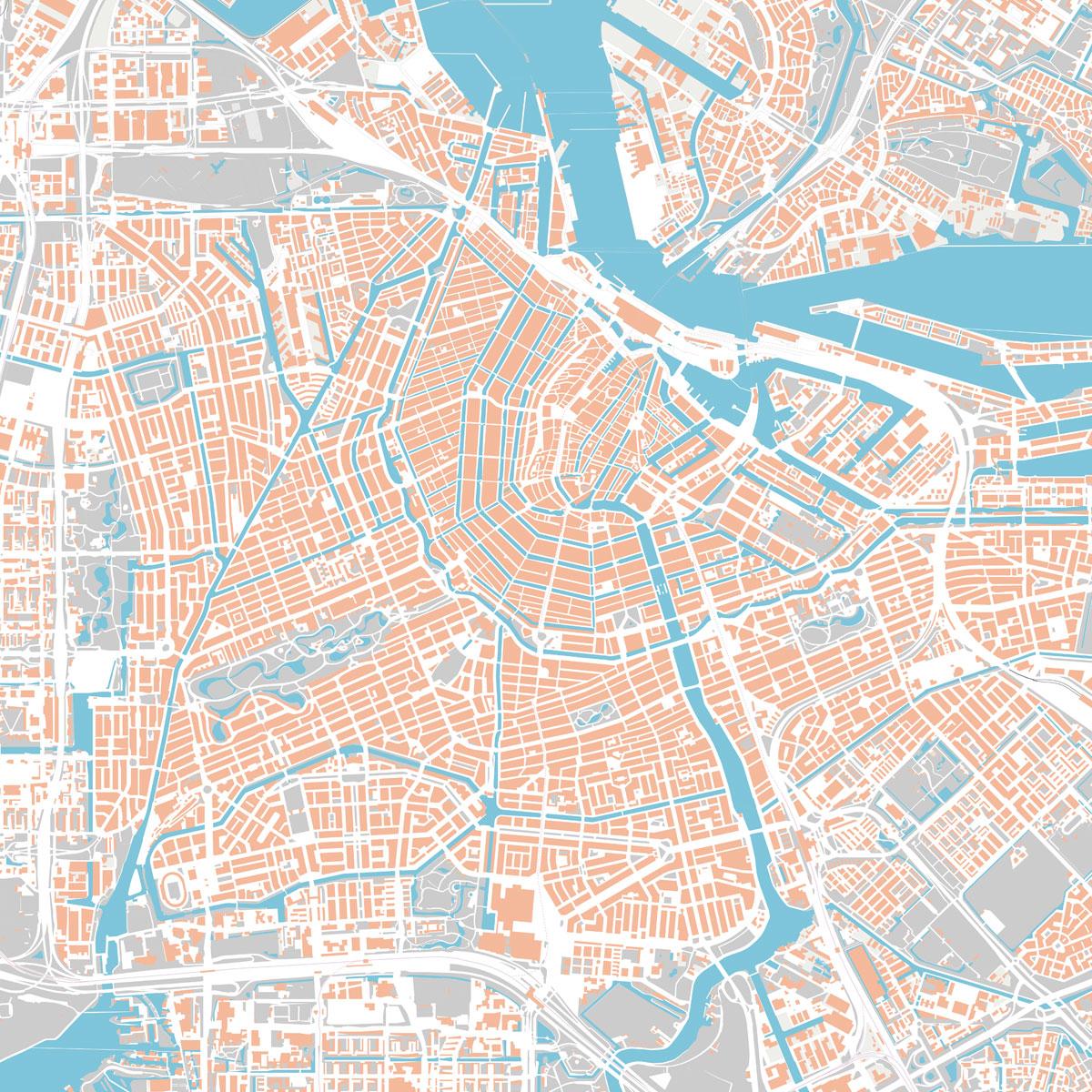 Financiering door Coöperatiekring Amsterdam